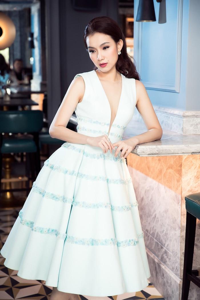 4 Hoa hậu Hoàn vũ Việt Nam: Thùy Lâm - H'Hen Niê thành công rực rỡ, Khánh Vân có lập kỳ tích tại Miss Universe? - Ảnh 4