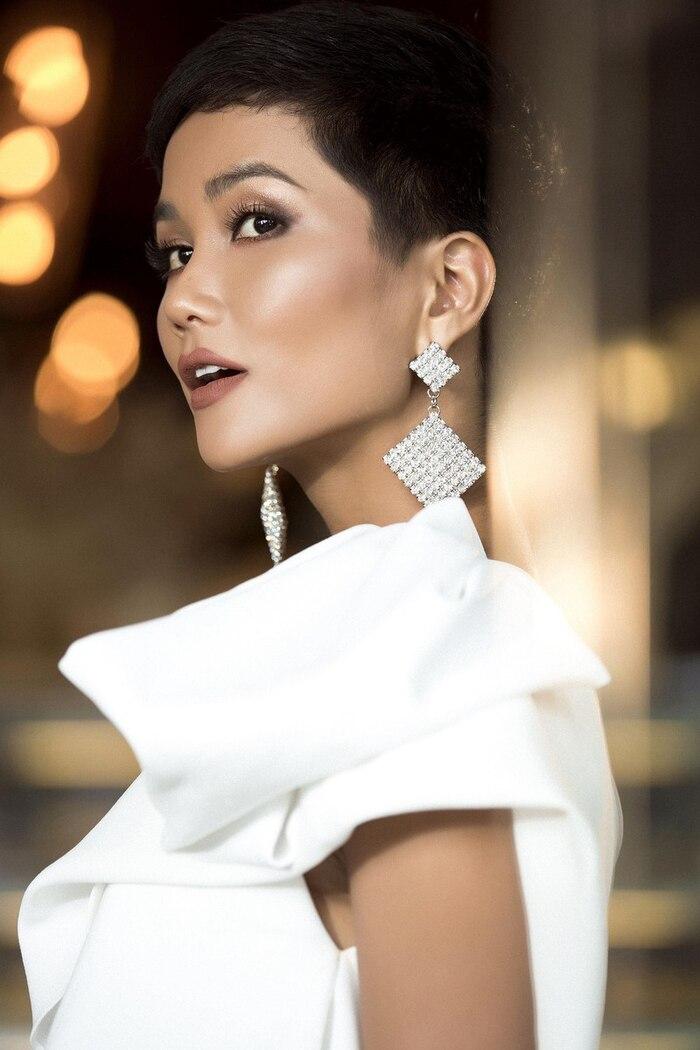 4 Hoa hậu Hoàn vũ Việt Nam: Thùy Lâm - H'Hen Niê thành công rực rỡ, Khánh Vân có lập kỳ tích tại Miss Universe? - Ảnh 6