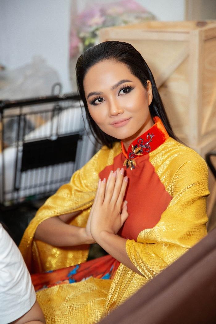 4 Hoa hậu Hoàn vũ Việt Nam: Thùy Lâm - H'Hen Niê thành công rực rỡ, Khánh Vân có lập kỳ tích tại Miss Universe? - Ảnh 7