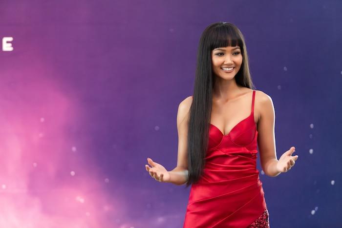 4 Hoa hậu Hoàn vũ Việt Nam: Thùy Lâm - H'Hen Niê thành công rực rỡ, Khánh Vân có lập kỳ tích tại Miss Universe? - Ảnh 9