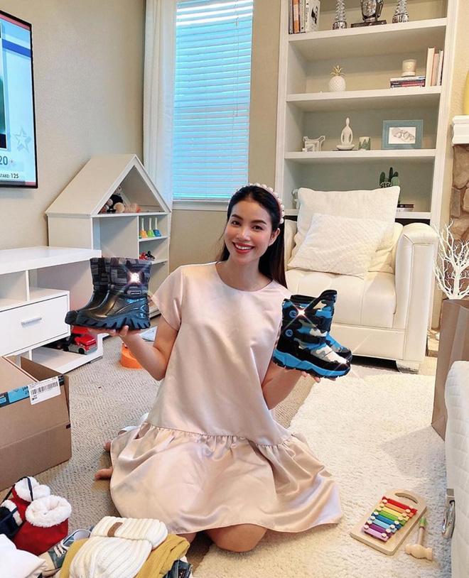 Hoa hậu Phạm Hương vướng nghi án mang bầu lần hai - Ảnh 4