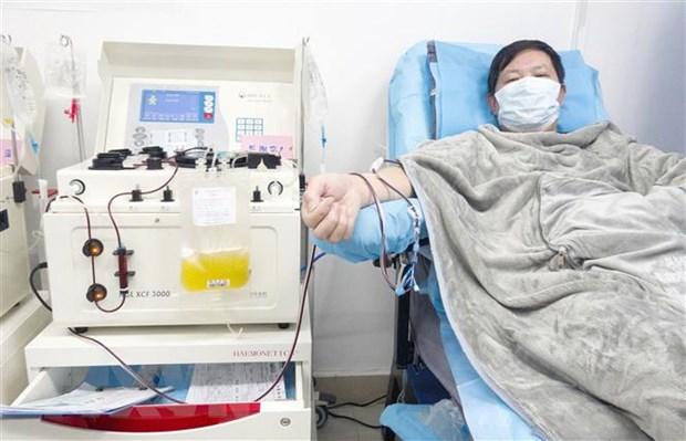 Việt Nam sẽ sử dụng phương pháp điều trị Covid-19 bằng huyết tương - Ảnh 1