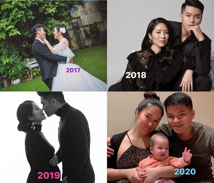 Sau hôn nhân sóng gió với Quách Ngọc Ngoan, Lê Phương nhìn lại 4 năm an yên bên chồng mới - Ảnh 1