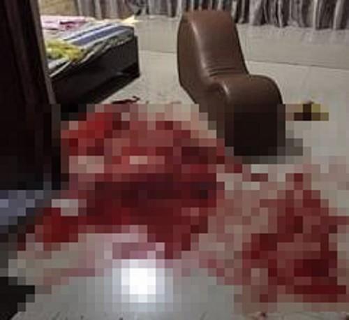 Vụ cô gái bị sát hại trong khách sạn: Hé lộ khoảnh khắc kinh hoàng khi nạn nhân bị uy hiếp  - Ảnh 1