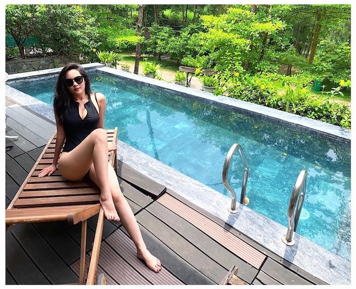 Cuộc đời như bước sang trang mới của 'hotgirl thẩm mỹ' Vũ Thanh Quỳnh sau 5 năm 'lột xác' - Ảnh 8