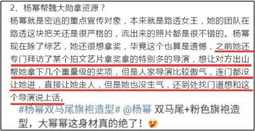 Dương Mịch tìm đạo diễn lớn mong hợp tác nhưng lại bị đuổi ngay trước cổng nhà? - Ảnh 3