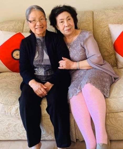 Hồng Vân - Hồng Đào thân nhau 30 năm và mối thâm tình ít ai biết của đấng sinh thành - Ảnh 2