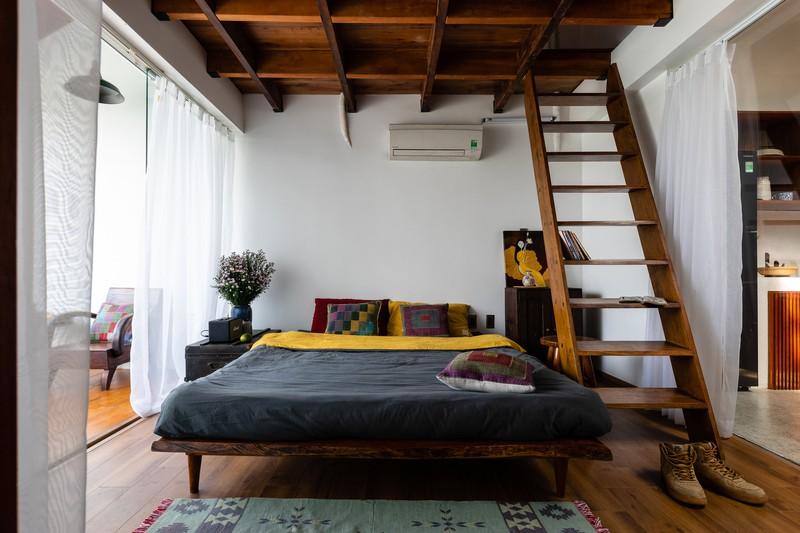Nhà ở kết hợp với studio áo cưới được bố trí hợp lý - Ảnh 11