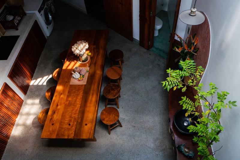 Nhà ở kết hợp với studio áo cưới được bố trí hợp lý - Ảnh 7