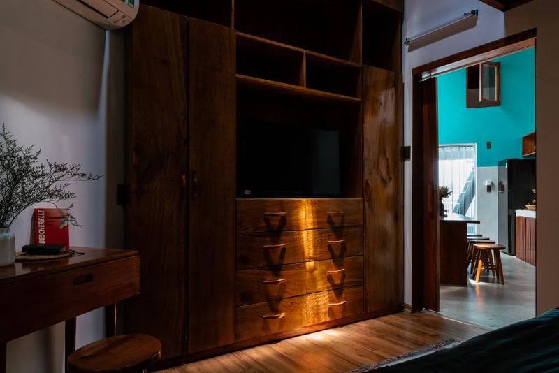 Nhà ở kết hợp với studio áo cưới được bố trí hợp lý - Ảnh 10