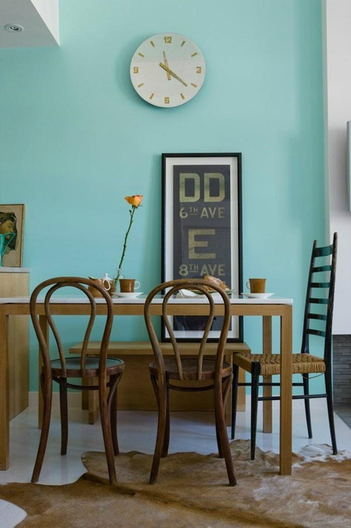 Những ý tưởng tạo vẻ đẹp 'thời thượng' cho phòng ăn bằng bí quyết kết hợp nội thất - Ảnh 2