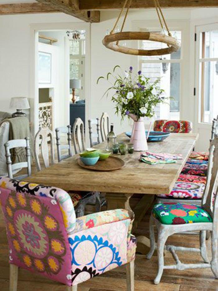 Những ý tưởng tạo vẻ đẹp 'thời thượng' cho phòng ăn bằng bí quyết kết hợp nội thất - Ảnh 14