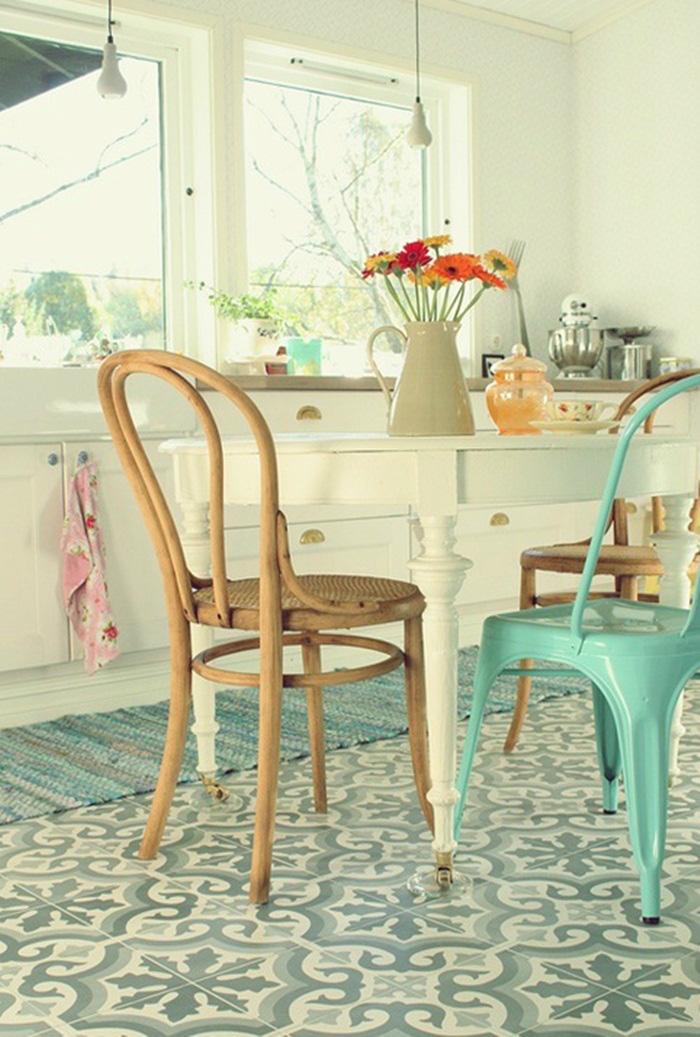Những ý tưởng tạo vẻ đẹp 'thời thượng' cho phòng ăn bằng bí quyết kết hợp nội thất - Ảnh 3