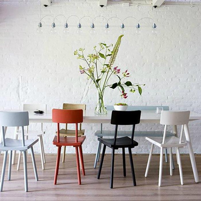 Những ý tưởng tạo vẻ đẹp 'thời thượng' cho phòng ăn bằng bí quyết kết hợp nội thất - Ảnh 5