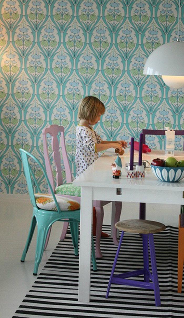 Những ý tưởng tạo vẻ đẹp 'thời thượng' cho phòng ăn bằng bí quyết kết hợp nội thất - Ảnh 7
