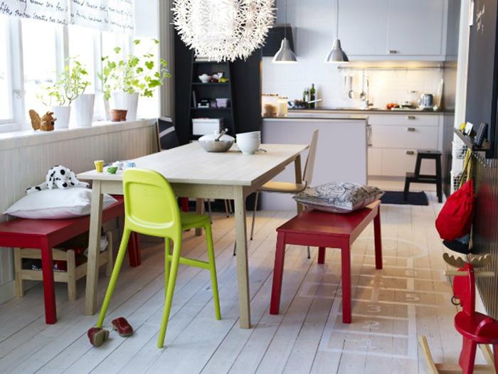 Những ý tưởng tạo vẻ đẹp 'thời thượng' cho phòng ăn bằng bí quyết kết hợp nội thất - Ảnh 10