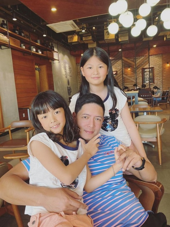 Không hổ danh là con gái siêu mẫu Bình Minh: Mới 8 tuổi đã sở hữu đôi chân miên man đáng ngưỡng mộ! - Ảnh 3