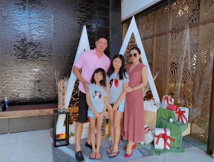 Không hổ danh là con gái siêu mẫu Bình Minh: Mới 8 tuổi đã sở hữu đôi chân miên man đáng ngưỡng mộ! - Ảnh 2