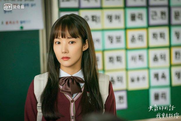Chỉ sai trong chọn kiểu tóc và kẻ eyeline, Park Min Young đã bị dìm thê thảm - Ảnh 3
