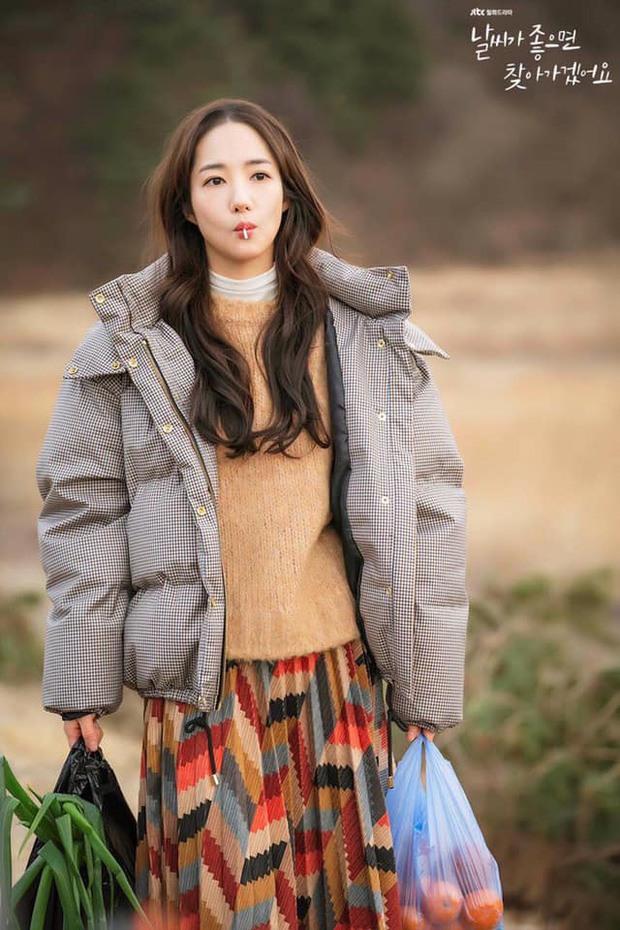 Chỉ sai trong chọn kiểu tóc và kẻ eyeline, Park Min Young đã bị dìm thê thảm - Ảnh 4