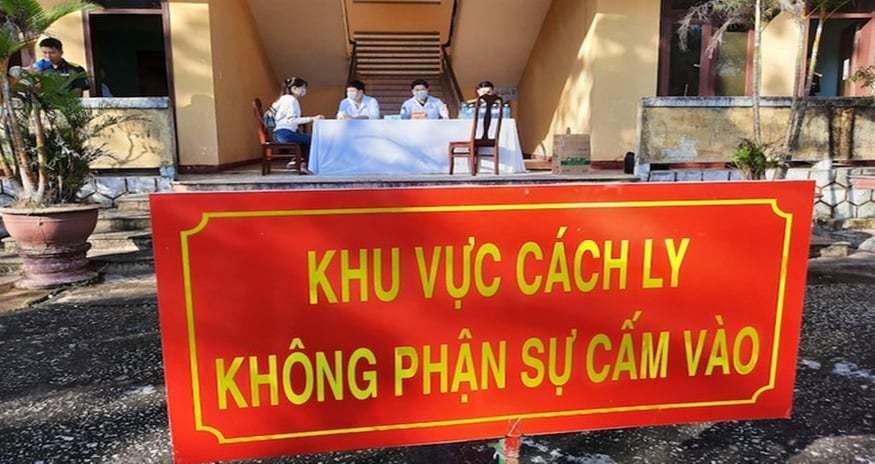 Du khách Anh mắc Covid-19 đã đi qua Hà Nội, Quảng Ninh, Đà Nẵng, Quảng Nam - Ảnh 1