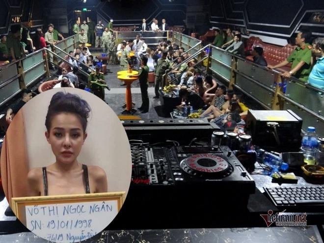 Hot girl Ngân 98 dương tính với ma túy trong bar ở Tây Ninh - Ảnh 1