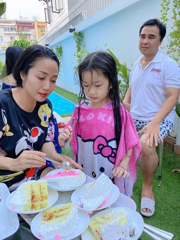 Đưa 3 con đi chơi, Ốc Thanh Vân bị vặn hỏi tại sao không mang theo con gái Mai Phương - Ảnh 1