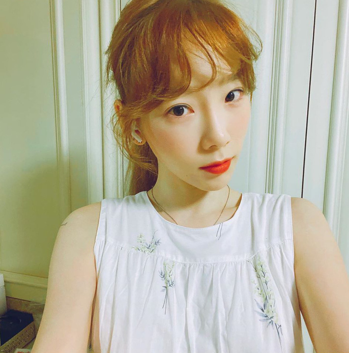 Học lỏm các sao Hàn cách để tóc đơn giản mà vẫn đẹp hút mắt - Ảnh 5