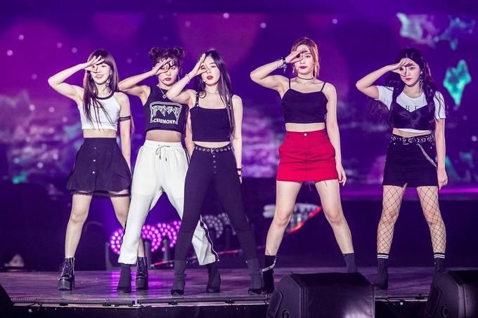 Những nữ idol Kpop có gương mặt ngây thơ nhưng body cơ bắp, lực lưỡng như nam giới - Ảnh 6
