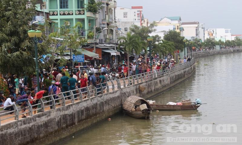 Cần Thơ: Phát hiện thi thể người phụ nữ trôi sông - Ảnh 2