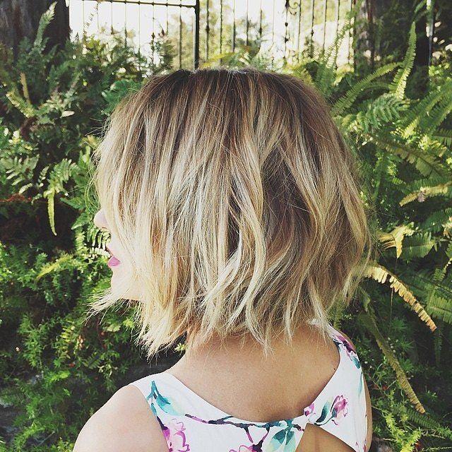 Thêm nét dịu dàng, xinh xắn chào hè với kiểu tóc 2017 ngắn