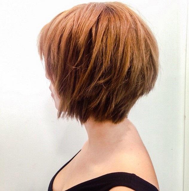 Một kiểu tóc cũ nhưng không hề mất chất cho xu hướng tóc 2017 ngắn