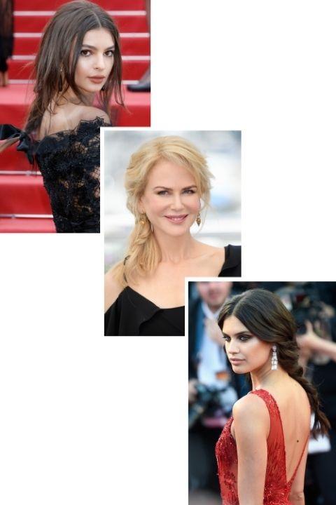 Tết tóc nhiều kiểu dáng giúp chị em phụ nữ thêm dịu dàng nhưng không kém phần quyến rũ
