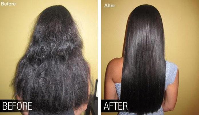 Tóc khô xơ đến mấy cũng mềm mượt tức thì với công thức ủ tóc từ chuối ai cũng có thể làm được - Ảnh 6