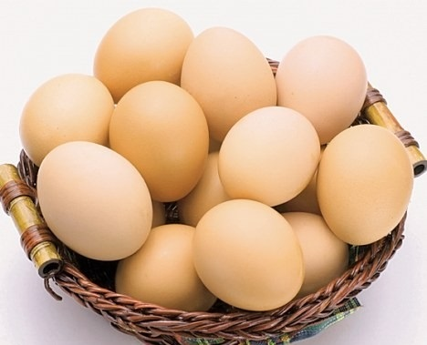 Cách làm tóc mọc nhanh và dày từ trứng gà
