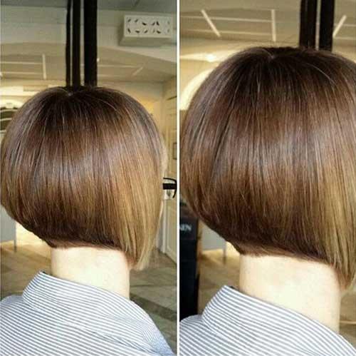 Nếu bạn có chất tóc đẹp và muốn cắt ngắn thì không thể bỏ qua kiểu tóc đẹp này
