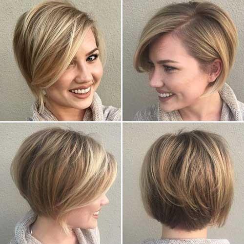 Tóc bob kết hợp Pixie mang đến một kiểu tóc ngắn thẳng vô cùng lạ mắt