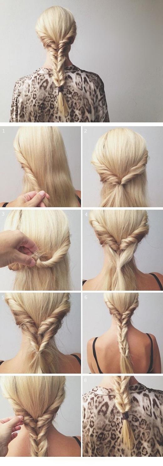 Năng động ngày hè với 5 kiểu tóc tết đẹp, nữ tính nhất