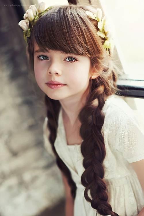 10 kiểu tóc tết cho bé gái, mẹ chỉ mất 5 phút mỗi sáng mà con xinh lên bội phần - Ảnh 1