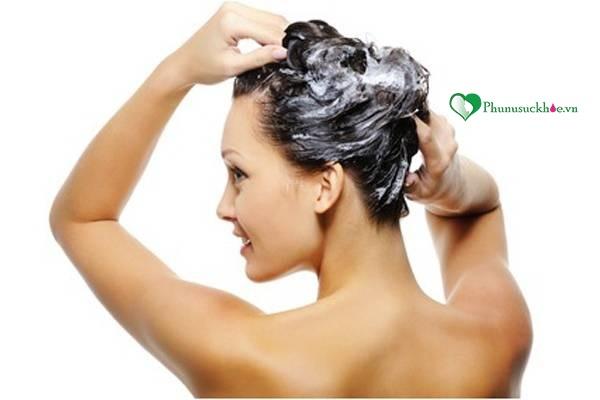 Gội đầu bằng lá cây trị rụng tóc và giúp tóc mọc nhanh