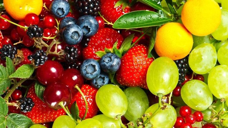 Ngăn ngừa lão hóa, xóa sạch nếp nhăn nhờ ăn những loại trái cây này mỗi ngày - Ảnh 1