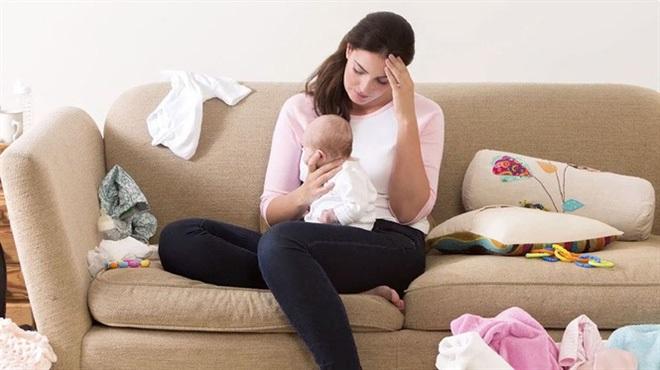 Trầm cảm sau sinh - Căn bệnh khiến mẹ có thể làm hại con bất cứ lúc nào - Ảnh 3