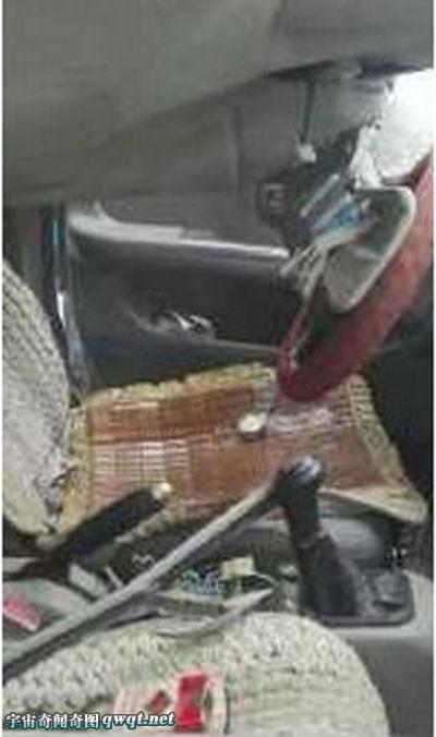 Trung Quốc: Người ngồi trên ô tô chết tức tưởi khi bị người nhảy lầu tự tử rơi trúng đầu - Ảnh 3