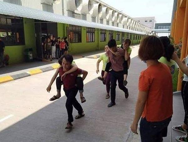 Phú Thọ: 70 công nhân nhập viện nghi ngộ độc thực phẩm - Ảnh 1