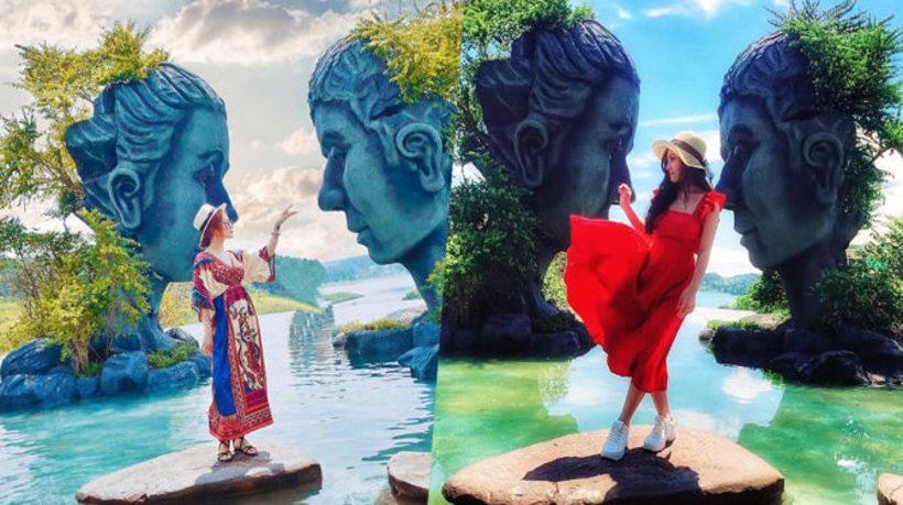 Hai phụ nữ 'choảng nhau' vì tranh chỗ chụp ảnh 'sống ảo' ở Đà Lạt? - Ảnh 1