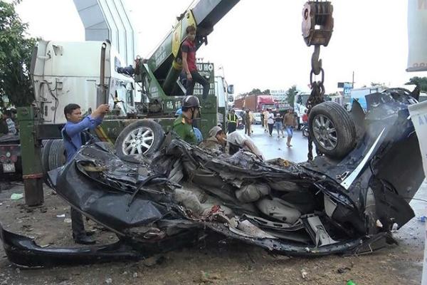 Nhân chứng kể tài xế container run lẩy bẩy sau tai nạn khiến 5 người thiệt mạng  - Ảnh 3