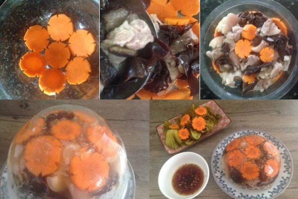 Cách làm món thịt nấu đông dự trữ những ngày chị em không vào bếp - Ảnh 2