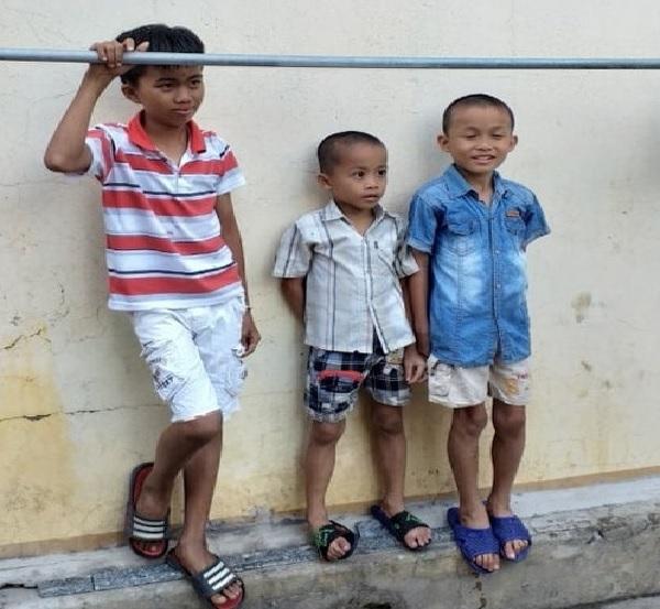 Nghệ An: 3 cháu nhỏ bị người lạ mặt đưa lên xe bán tải là nói dối - Ảnh 2