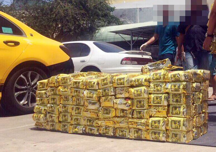 Hơn 1,1 tấn ma tuý đá bị bắt ở Sài Gòn - Ảnh 2