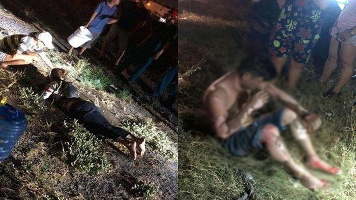 Vụ đôi nam nữ bốc cháy dữ dội tại bãi đất trống ở Sài Gòn: Hé lộ nguyên nhân bất ngờ - Ảnh 1
